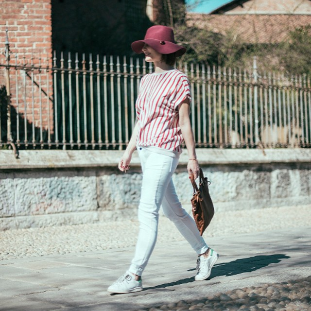 The most comfy outfit to survive the Salone. New post…
